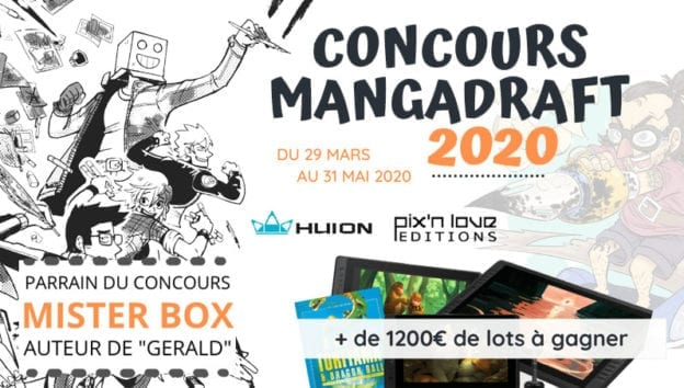 concours mangadraft 2020