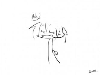 Astuce : Mimer en dessinant