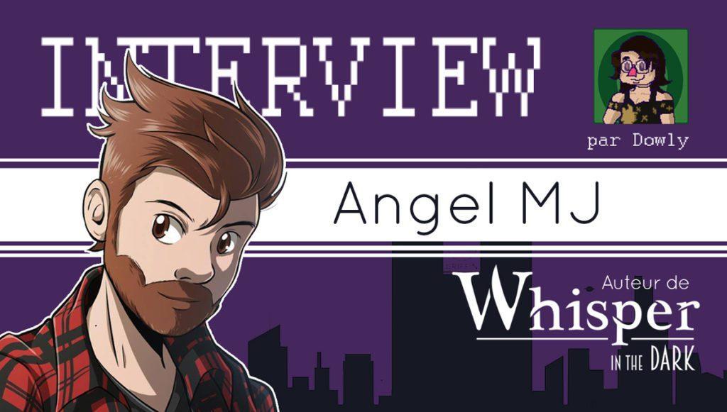 Interview d'auteur : AngelMJ mangadraft blog banner 1200 interview angel mj