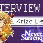 Interview d'une autrice : Kriza Lied