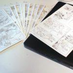Comment scanner et retoucher ses pages de manga en 5 étapes