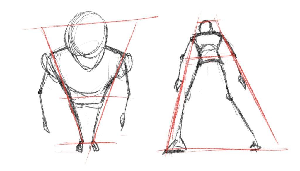 Dessiner l'anatomie de personnage et ses positions 123F784F D6F5 420E A787 F1458460A3AA