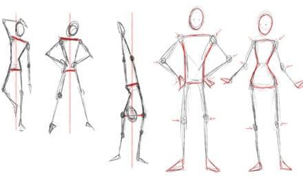 Anatomie de personnage