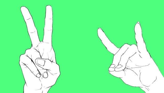 gymnastique des doigts