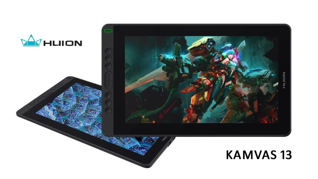 Test : La tablette Huion Kamvas 13 ban mk 1200 675 huion kamvas13