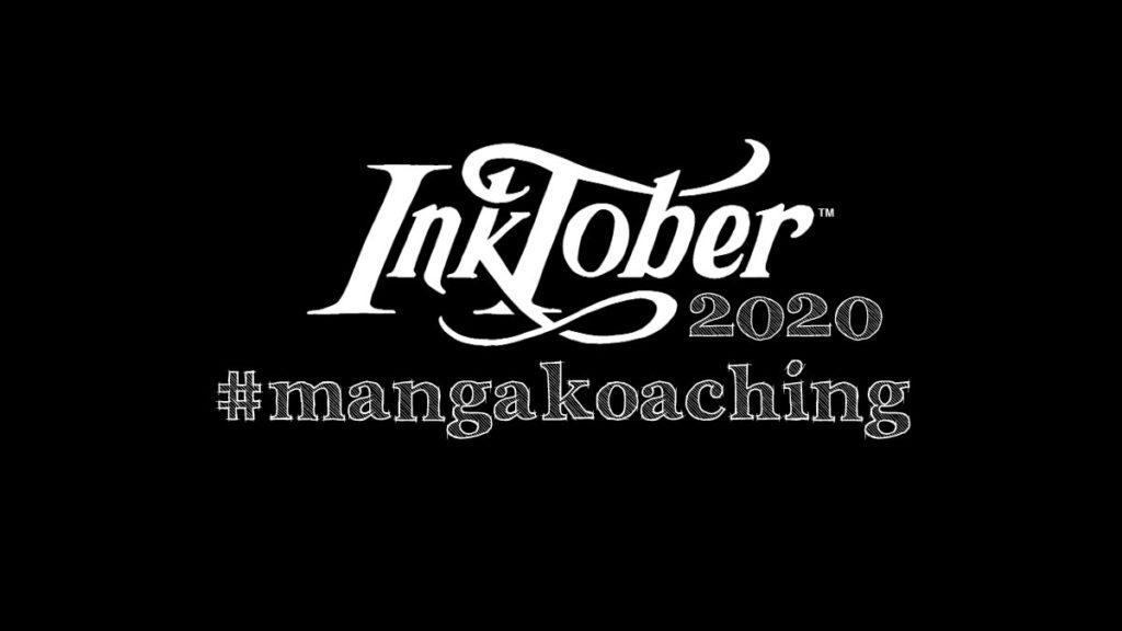 Mangakoaching #Inktober 2020 ban mk 1200 675 inktober 2020
