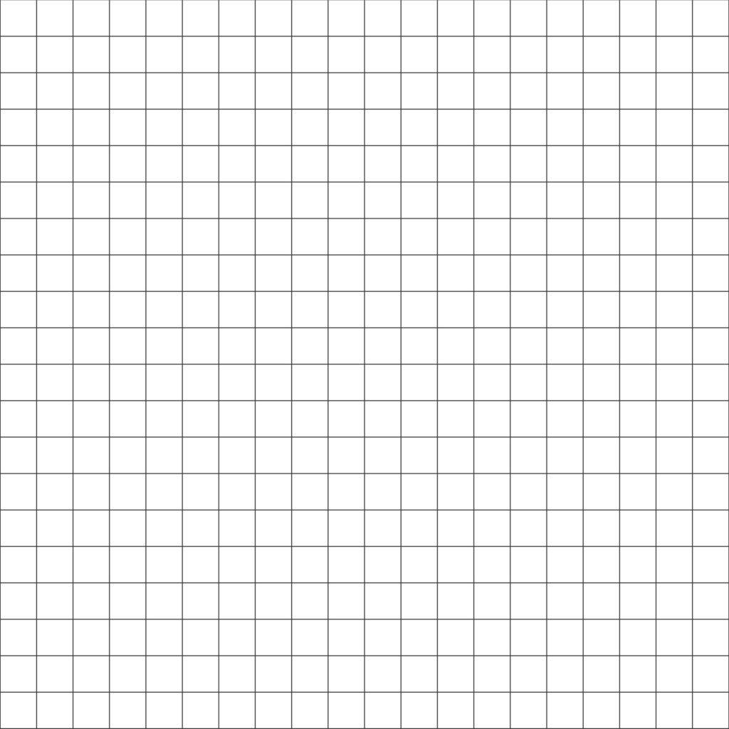 Exercice #3 : Dessiner avec une grille de proportions grille cases 400