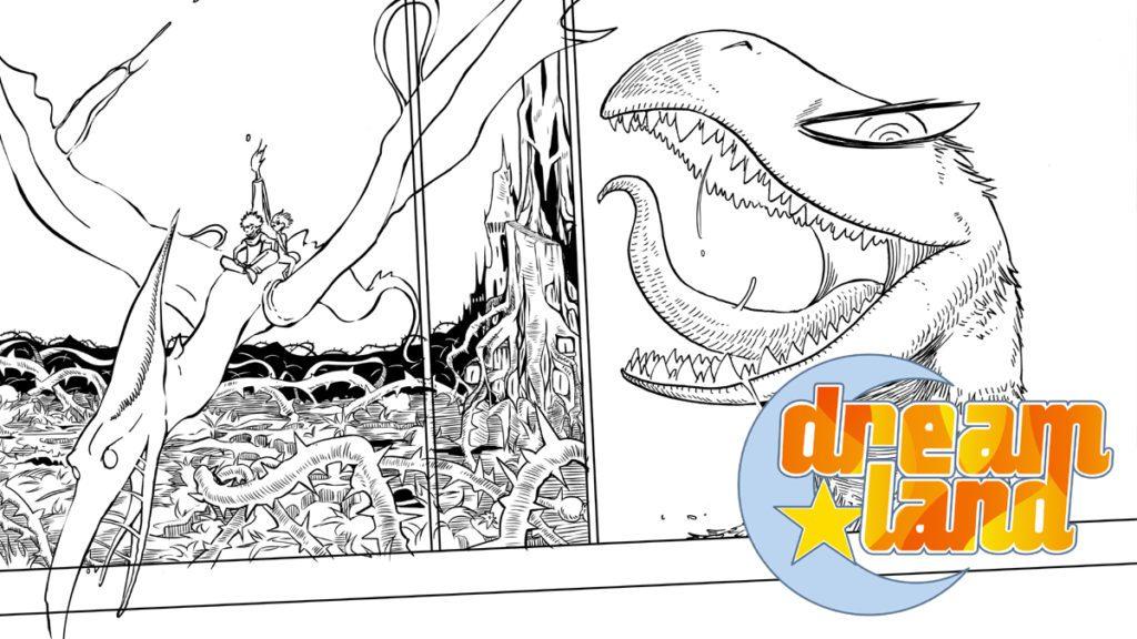 Demo #4 : Test Assistant décors pour le manga Dreamland ban mk 1200 675 dreamland