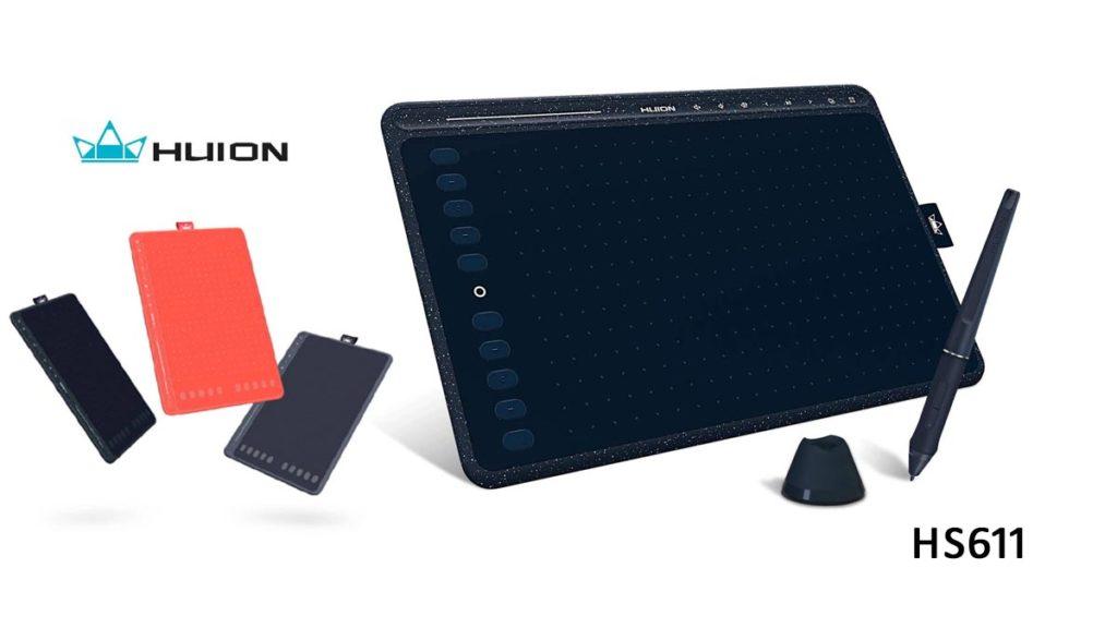 Test : La tablette Huion HS611 ban mk 1200 675 huion hs611 copy