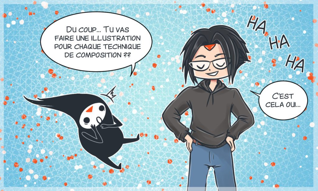 Composition : planche vs illustration