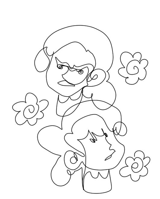 dessiner sans lever le crayon