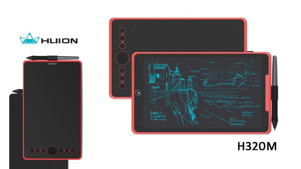 Test : La tablette Huion Inspiroy Ink H320M ban mk 1200 675 huion h320m