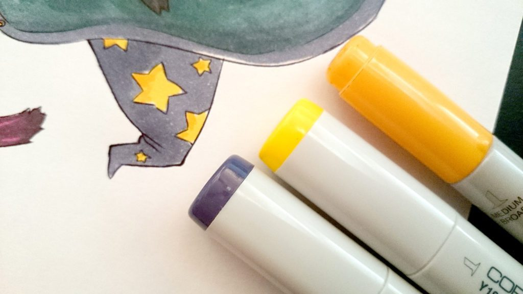 Comparatif COPIC : Sketch vs Ciao DSC 17602