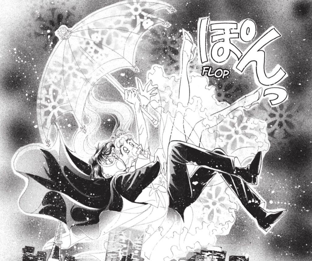 Onomatopées manga : arrondie