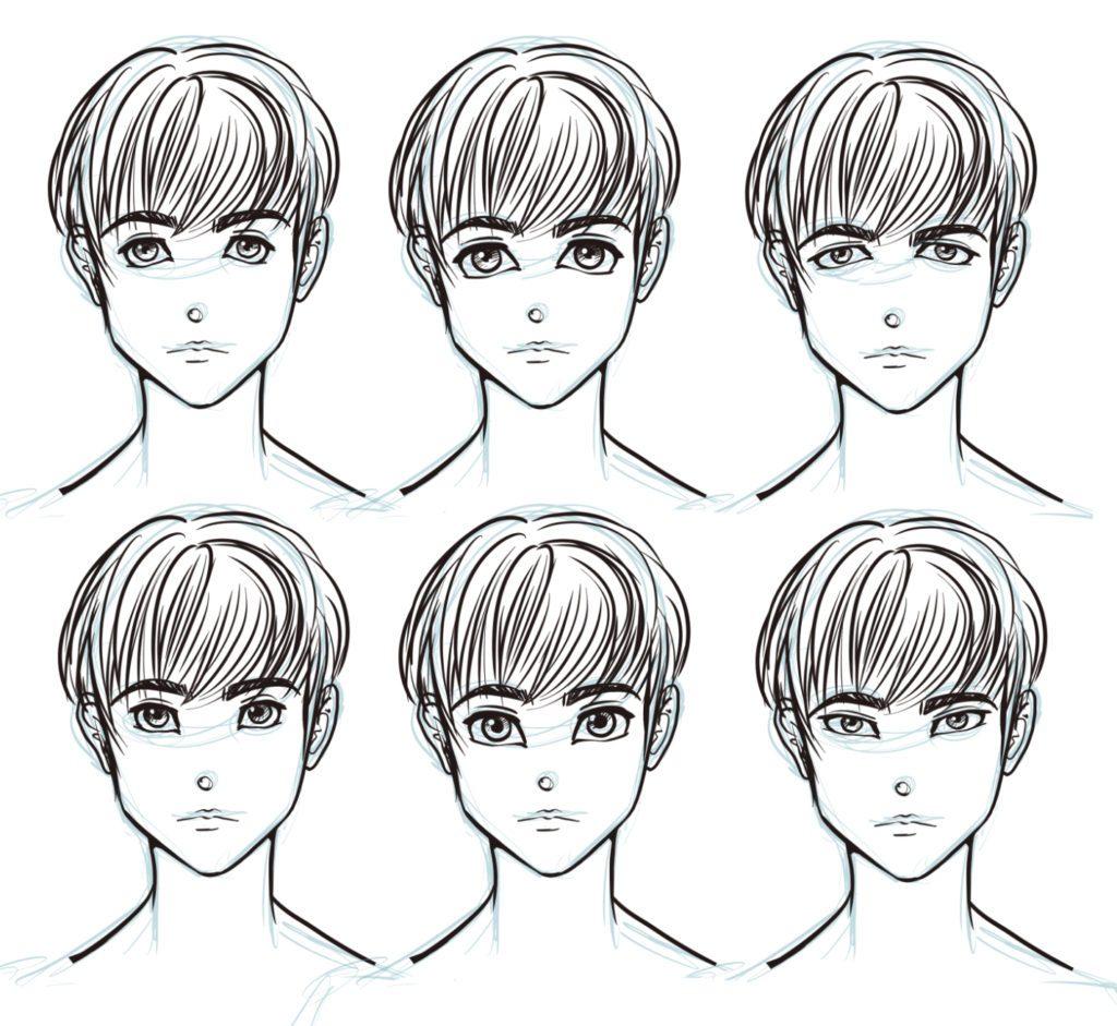 Dessiner des yeux différents