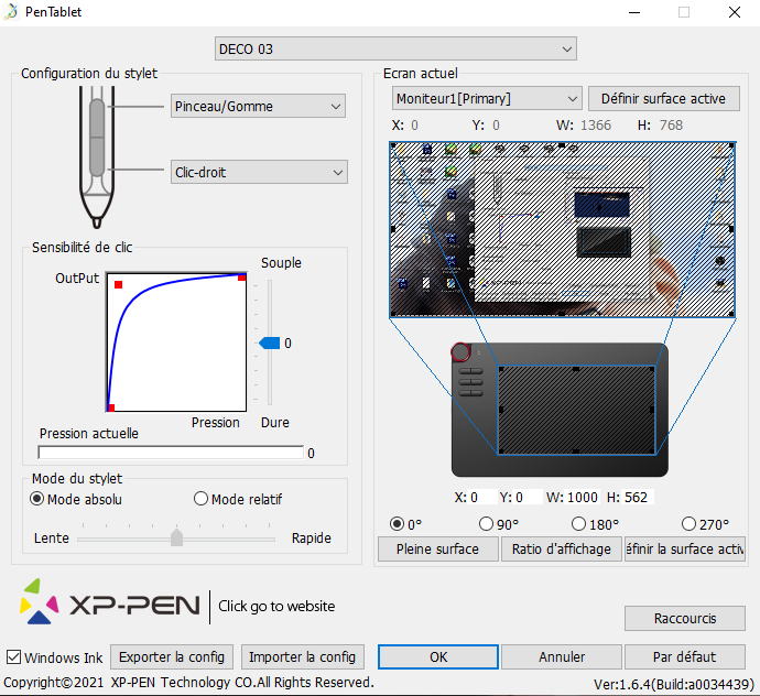 Test : La tablette XP-PEN Deco 03 AAAAAAAAAAAAAAAAAAAAAAA
