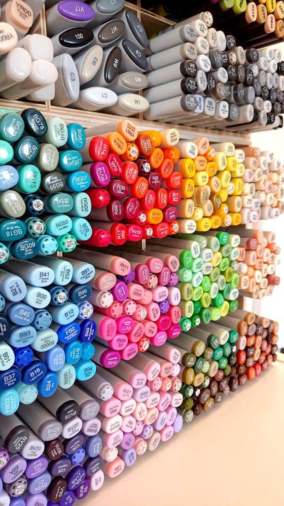 Comment ranger son atelier de dessin 200243999 634693597931762 5195120725357331699 n