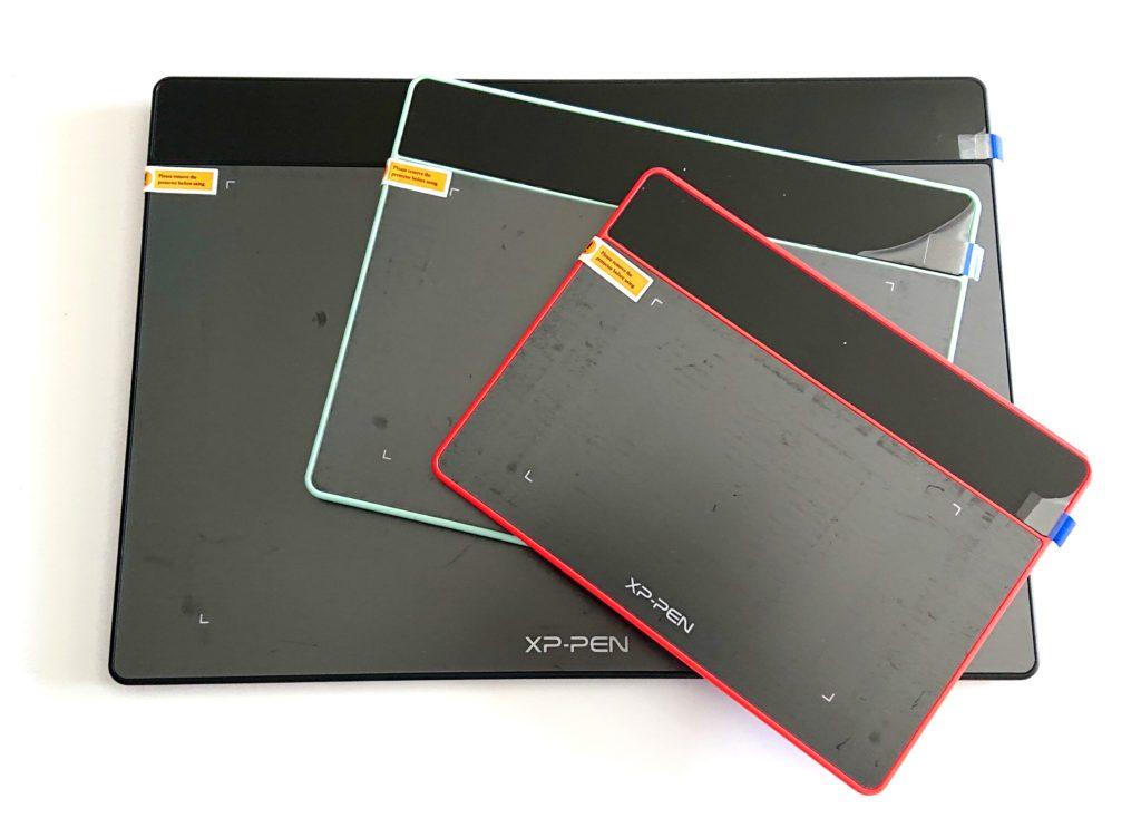 Test : La gamme XP-PEN Deco Fun DSC 5529