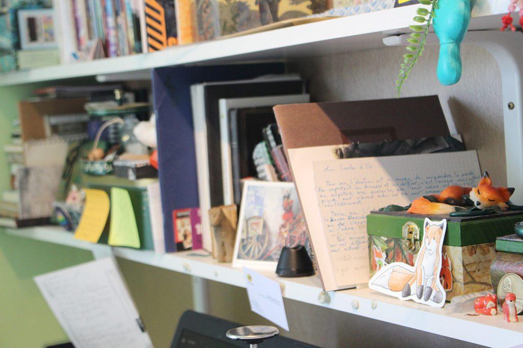Comment ranger son atelier de dessin atelier astate etageres2