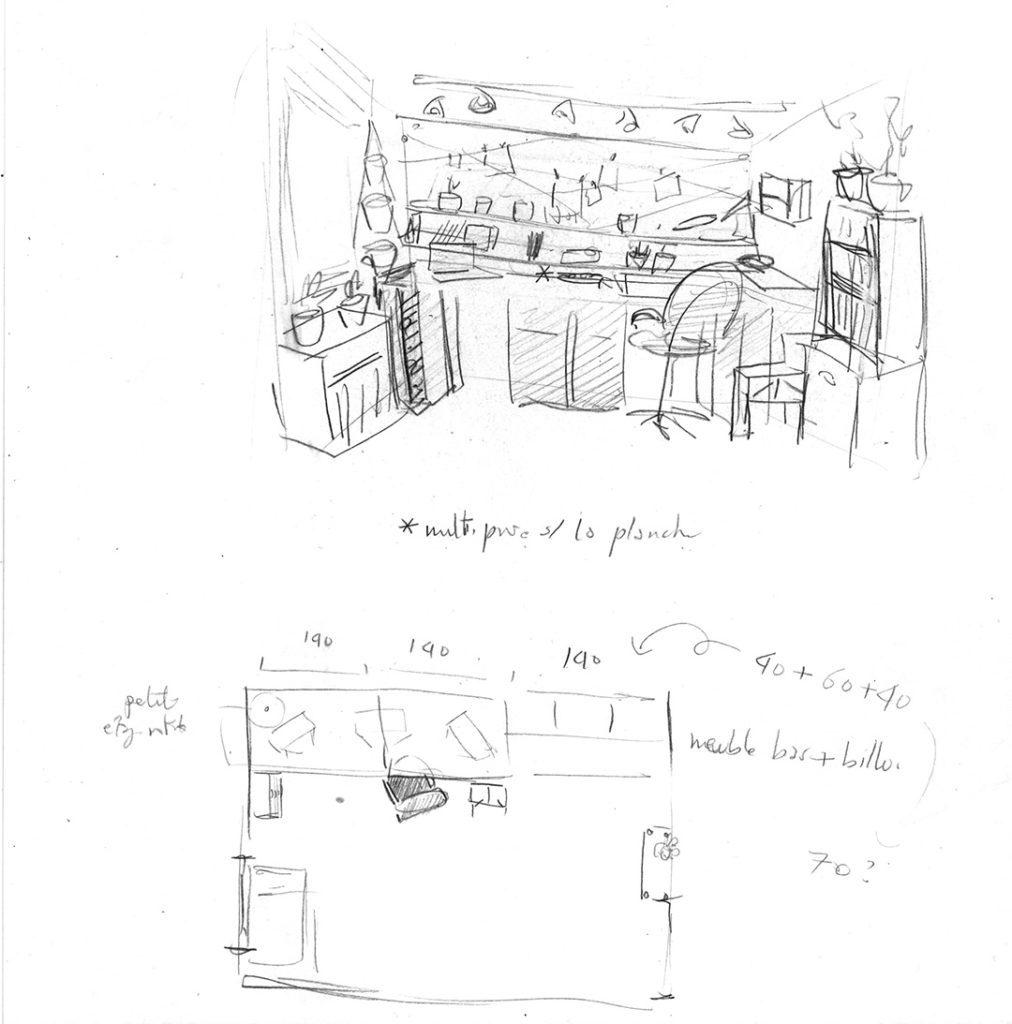Comment ranger son atelier de dessin reflexion amenagement