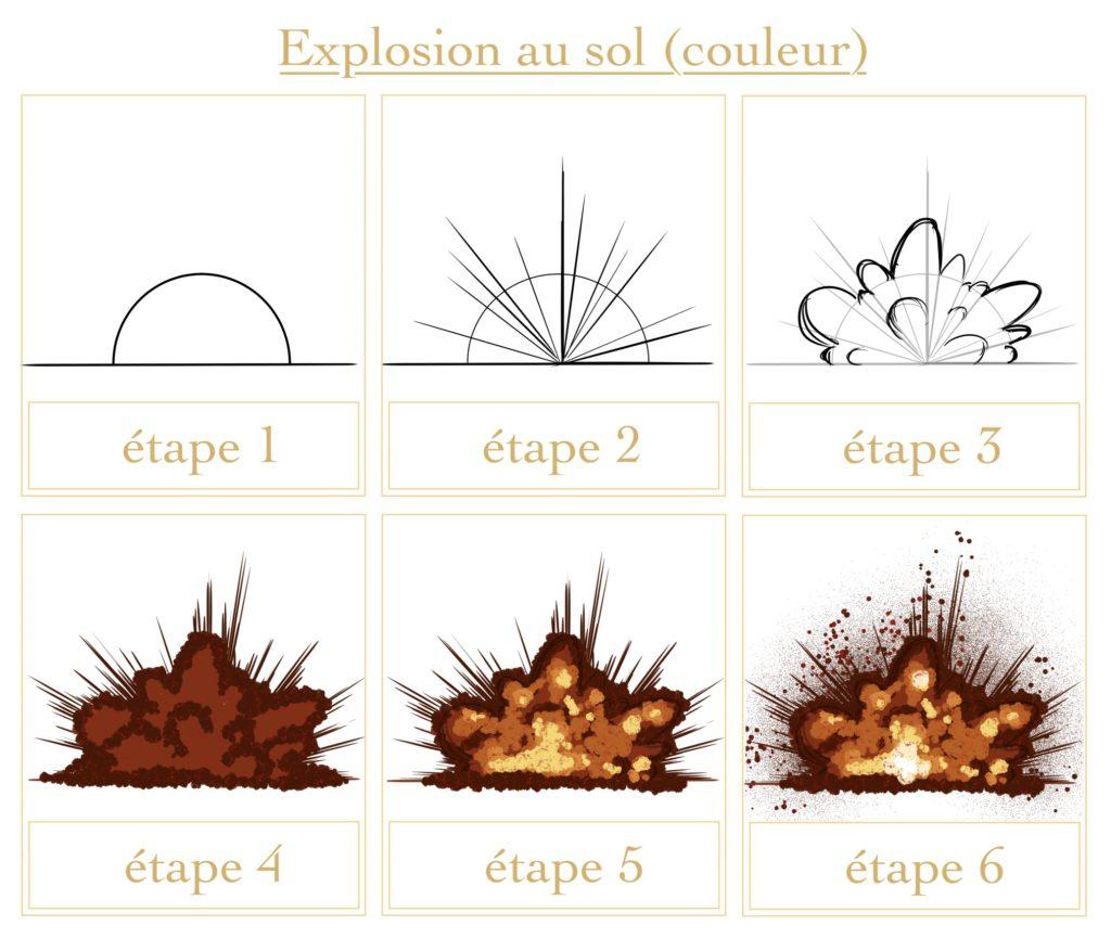 Tutoriel : explosions au sol