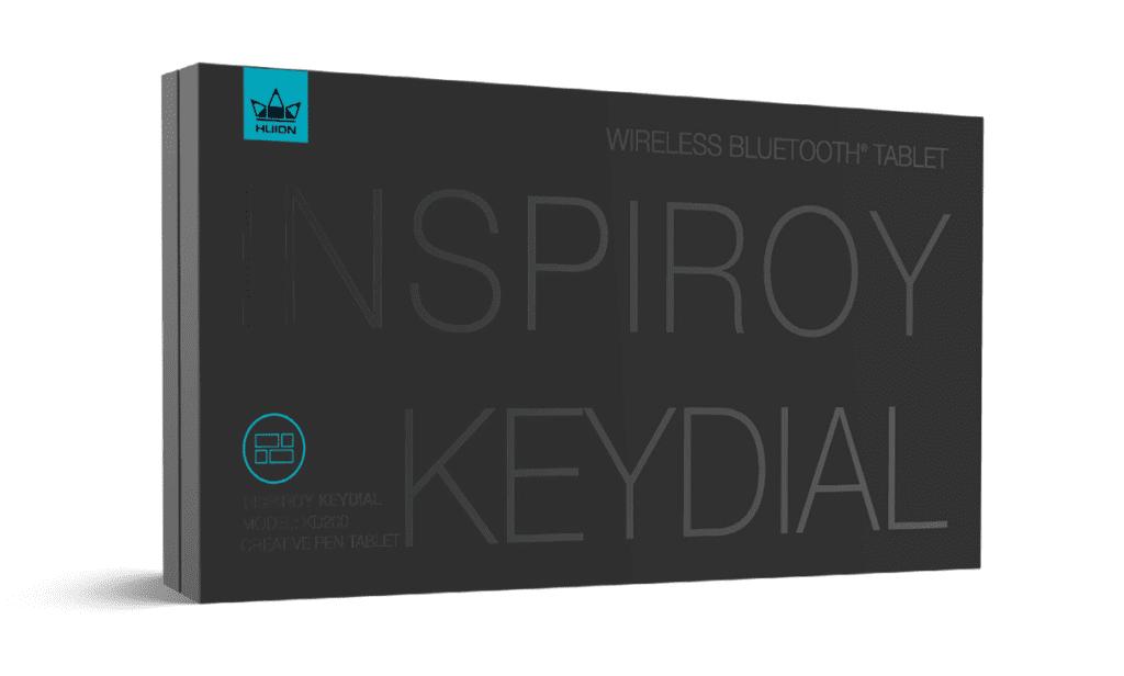 Emballage HUION Inspiroy Keydial KD200