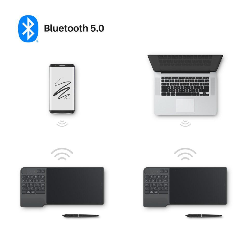 Test : La tablette HUION Inspiroy Keydial KD200 inspiroy keydial kd200 main 8
