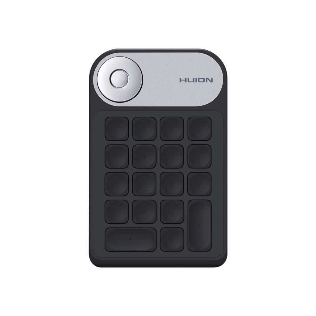 Test : La tablette HUION Inspiroy Keydial KD200 mini keydial kd100 accessories 01